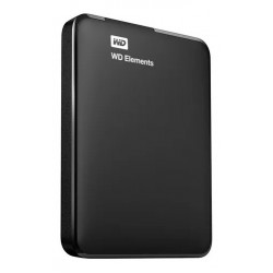 Disco Rigido Western Digital Element Externo 1TB - WDBUZG0010BBK-EB - USB 3.0  (Cod:8993)