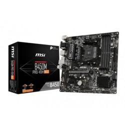Mother MSI B450M PRO-VDH MAX sAM4 - DDR4 (Cod:9018)