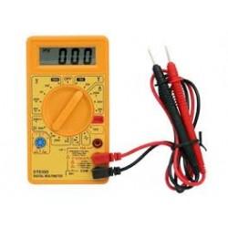 Tester Digital Noganet con Buzzer DT-830D (Cod:4950)