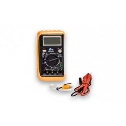 Tester Digital Noganet con medidor de temperatura M890G (Cod:4952)