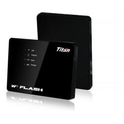 Disco Wifi Flash Titan AD0002 32GB para PC y Notebook Negro (Cod:5200)
