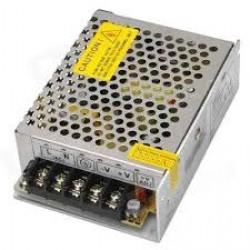 Fuente de alimentación - 12V 2A - AD-S1220BC Para camaras de seguridad y Tiras de LED (Cod:6181)