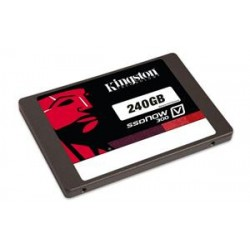 Disco en estado solido SSD CPU/Notebook Kingston 240Gb sata III 2.5 (Cod:6282)