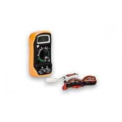 Tester Digital Noganet con Buzzer y sensor de temperatura DT-838 (Cod:6364)