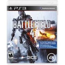 Juego Battlefield 4 para PlayStation 3 - Usado - Excelente estado  (Cod:6658)