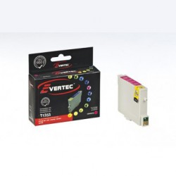 Cartucho Alternativo Evertec Epson 133 Magenta T1333 (Cod:6724)