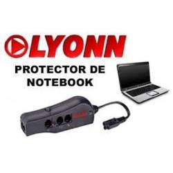 Estabilizador de tension para notebook  netbook Lyonn LNP-3P (Cod:7015)