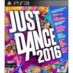 Juego Just Dance 2016 para PlayStation 3 (Cod:7090)