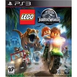 Juego LEGO Jurassic World para PlayStation 3 (Cod:7254)