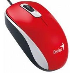 Mouse Genius DX-110 USB Ambidiestro  (Cod:7307)