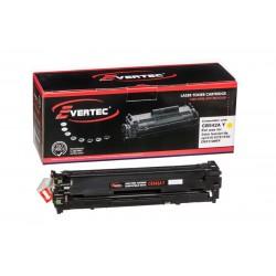 Toner alternativo Evertec CB542A Amarillo (Cod:7325)