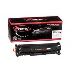 Toner alternativo Evertec CC530A K Negro (Cod:7326)