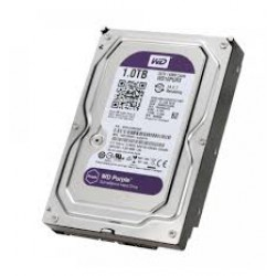Disco rigido Western Digital 1TB SATA 3 PURPLE SURVEILLANCE (Cod:7610)