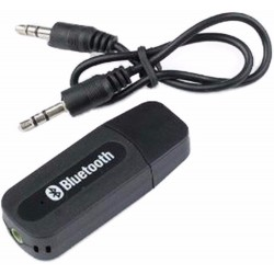Adaptador Transmisor  de audio bluetooth - USB - Para pc - parlantes - Auto - BT-118 (Cod:8062)
