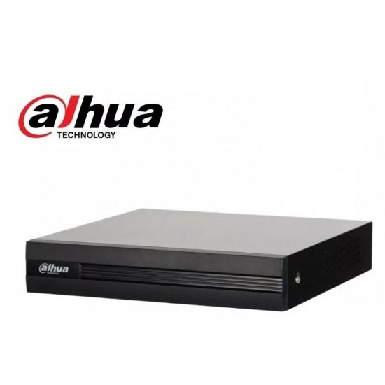 DH-XVR1A08 - DVR 8+2 Canales - HDCVI / AHD / TVI / CVBS / IP - 720P - HDMI/VGA - P2P - hasta 6tb - Audio - Dahua  + DE REGALO Soporte metálico de esquina entre 80° y 100° - ACB-002 (8089) (Cod:8145)