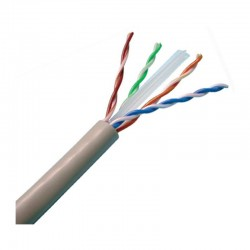 Cable UTP interior - Cat6 - Calidad Premium - x metro (Cod:8265)