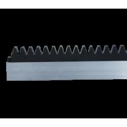 Barra Cremallera Residencial 1.00M Standard MOD.4 - SEG - AUTAAC004 (Cod:8374)