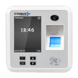 ACS-302W - Panel de control de accesos y asistencia autónomo. Apertura con tarjeta/tag EM y huella digital - Cygnus (Cod:8520)