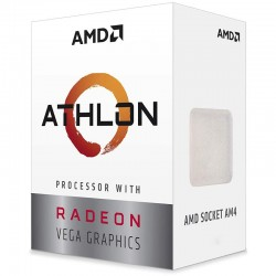 Micro AMD APU Athlon 3000G 3.5Ghz socket AM4 (Cod:8680)