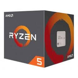 Micro AMD RYZEN 5 2600 3.4GHZ 6C S/VGA AM4 (Cod:8723)