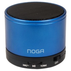 Mini Parlante Bluetooth NGS-025 Azul Noganet (Cod:8887)