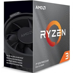 Micro AMD Ryzen 3 3100 3°gen AM4 SIN VIDEO (Cod:8907)