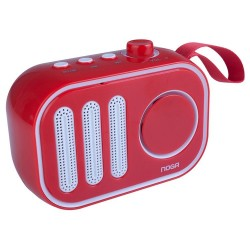 Mini Parlante Bluetooth NG-BT1002 Noganet (Cod:8920)