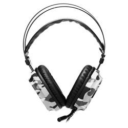 Auricular con Micrófono Gamer Stormer Combat para PC y PS4 - con control de volumen - 7.1 - Noganet (Cod:8945)