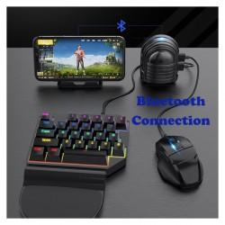 Conversor Bluetooth de Teclado y mouse para Celular - Notebook - Tablet - MIX3 (Cod:8949)