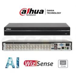 XVR5232AN-I2 - DVR Pentabrido 32 Canales - H.265 4M con Inteligencia Artificial coding 2 HDD - SMD Plus 16ch - IVS 2ch - FR 2ch - Dahua (Cod:8963)