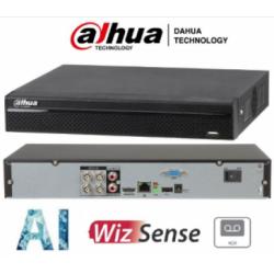 XVR5104H-I - DVR 4 Canales Pentahíbrida con Inteligencia Artificial (AI) - deteccion de movimiento inteligente (DMI) - hasta 5MP - Dahua (Cod:9134)
