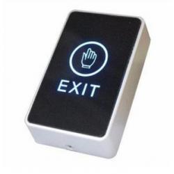 EX-912 - Botón de EXIT touch luminoso en caja 86x28x20 - CYGNUS (Cod:9141)