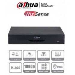 XVR5108HS-I2 - DVR 8 Canales Pentabrido con Inteligencia Artificial (AI) - H.265 - 5Mpx - 1 HDD- SMD Plus 8ch - IVS 2ch - FR 2ch - Dahua  (Cod:9145)