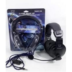 Auricular con Micrófono Gamer para Notebook - PS4 - xBOX one - con control de volumen - AR1501 (Cod:8943)