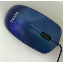 Mini Mouse Óptico USB - 1600dpi - DN-H3038 (Cod:8950)